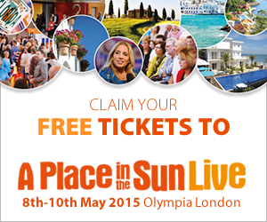 A place in the sun live event in London by Survey Spain