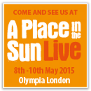 A place in the sun live with Survey Spain