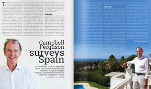 Survey Spain article Essential Magazine